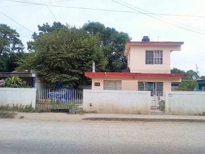 Casa En Venta Col. Laguna De La Puerta, Altamira, Tam.