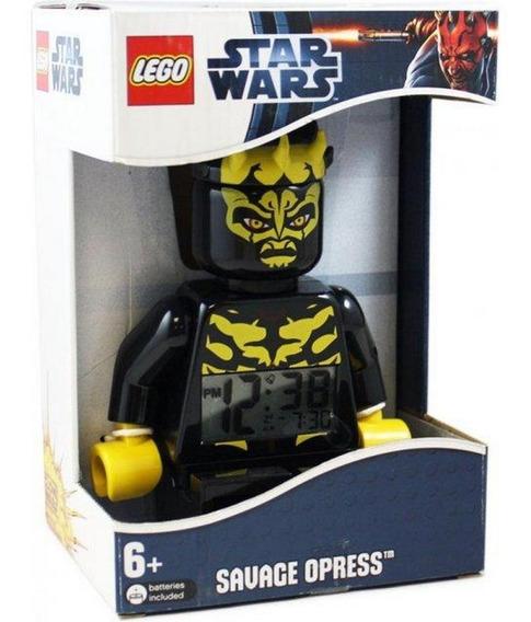 Lego 9005602 Star Wars Savage Opress Alarm Clock