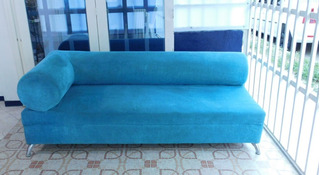 Sillon Sofa Usado Moderno En Cali