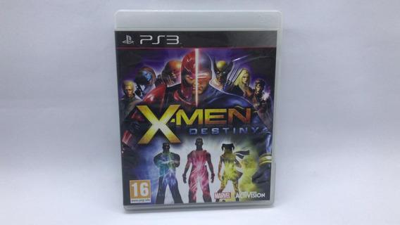 X- Men Destiny - Ps3 - Mídia Física Cd Original