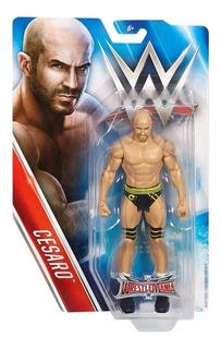 Cesaro Wwe Mattel Totalmente Articulado Luchadores