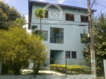 Sobrado Residencial Para Locação, São Miguel Paulista, São Paulo. - Codigo: So0455 - So0455