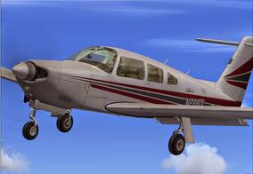 Aeronaves Para Fsx Monomotores, Bimotores E Turbo Hélice
