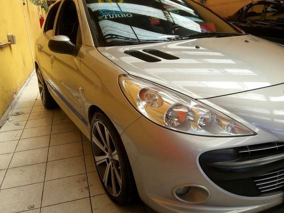 Peugeot 207 2010 1.6 Turbo Legalizado + Couro + Rodas 17 * E