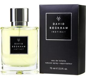 Perfume Instinct David Beckham 75ml Importado Eau De Toilett