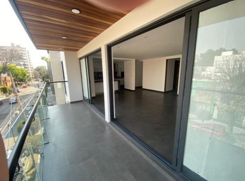 Departamento En Renta Nicolás San Juan, Colonia Del Valle Centro