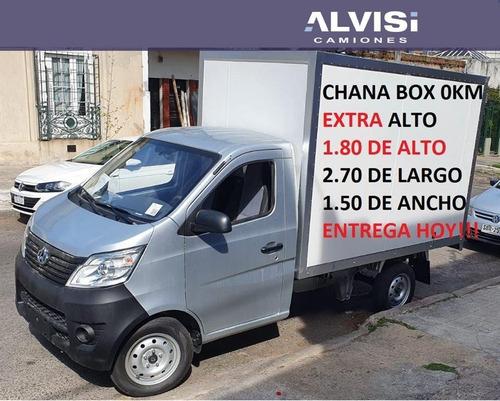Chana Box Extra Grande ! Empadronamiento Gratis Iva Inc