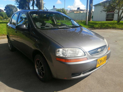 Chevrolet Aveo Family Aa 1.5 2014