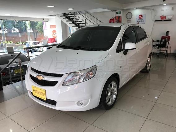 Chevrolet Sail Ltz 1.4 Mec, 2016, Full Equipo, Financio 100%