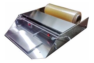 Termoselladora Para Film 450 Mm Acero Inox Regulador Temp.