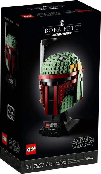 Lego Star Wars Casco De Boba Fett 75277