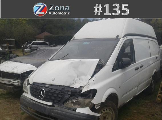 Mercedes Benz Vito 111 Cd 2006 Al 2010 W639 En Desarme