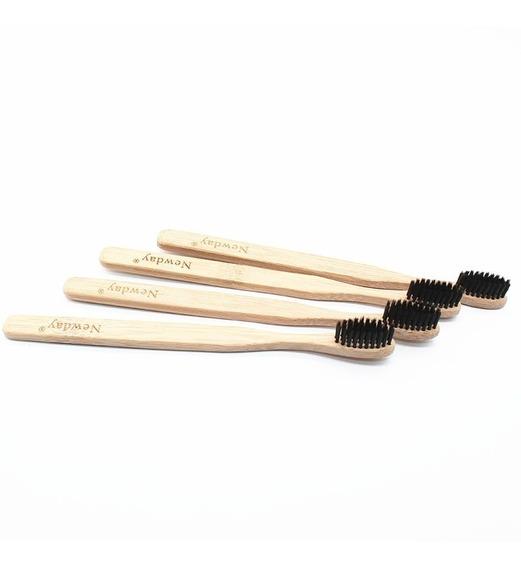 Cepillo De Dientes Bambú Bamboo Biodegradable Ecologico