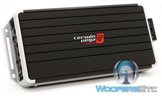 Cerwin Vega B54 Motocicleta Amp Amplificador 4 Canales 1200w
