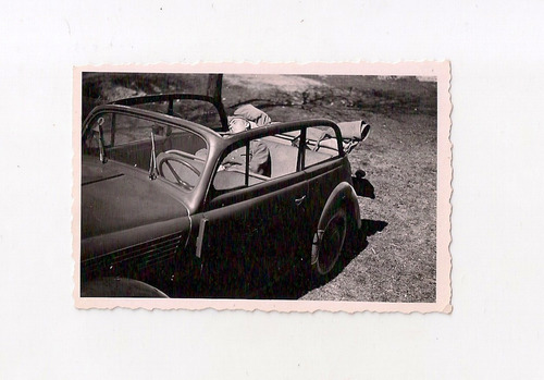 L4 - Foto De 2ª Guerra Mundial - Soldado Aleman
