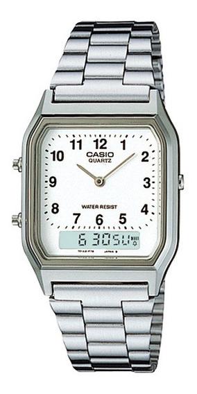 Relógio Casio Standard Masculino Anadigi Aq-230a-7bmq