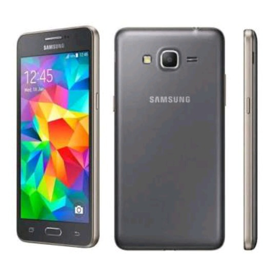 Samsung Galaxy Grand Prime 8gb Color Gris