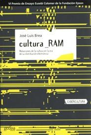Cultura Ram, Brea, Ed. Gedisa
