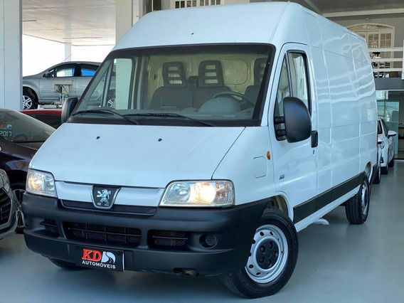 Peugeot Boxer 2.3 350 Teto Alto Longo