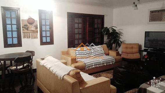 Casa Com 3 Dormitórios À Venda, 212 M² Por R$ 490.000,00 - Sumaré - Caraguatatuba/sp - Ca0250