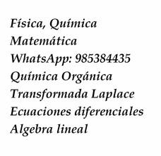 Ejercicios Matematicas,fisica,quimica Whasat