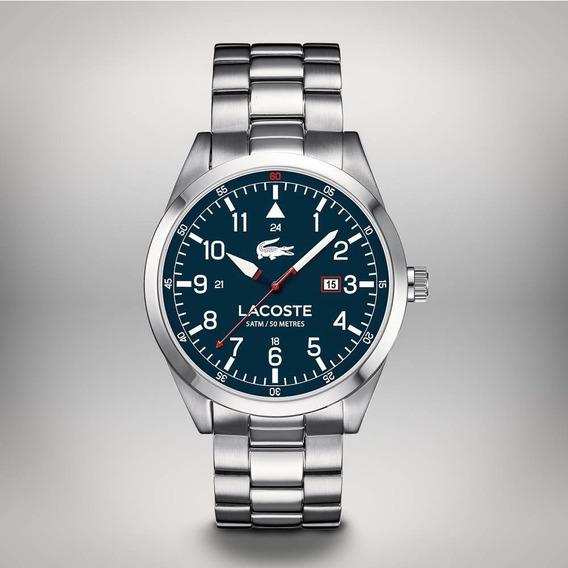 Relógio Lacoste Masculino Aço Inoxidável 2010783