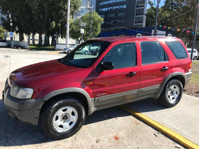 Ford Escape 2.0 Xls 4x2 2002