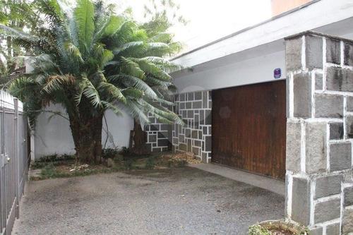 Casa Em Terreno De 1.200 Metros, Com Ótimo Potencial Para Reforma Com Piscina! - 375-im215245
