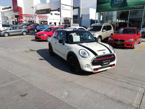 Mini Cooper S 2.0 Salt Mt 2016