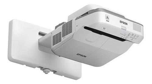 Videoproyector Brightlink Epson 675wi Inalámbrico