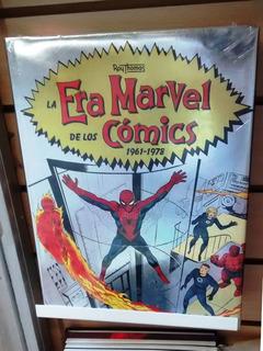 La Era Marvel De Los Cómics 1961-1978, Roy Thomas