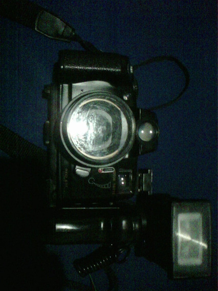 Camera Canon Red Eye Reduction