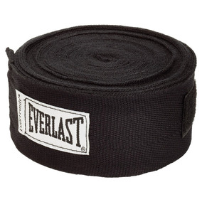 Everlast - Venda Spandex - Rojo Negro