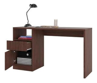 Mueble Mesa Para Computadora Con 1 Cajon Y Puerta Bc 64-164