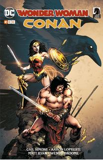 Wonder Woman Conan Libro Tapa Dura Ecc España Gail Simone