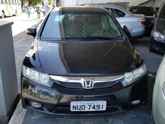 Honda Civic 1.8 Lxl Se 16v Flex 4p Manual