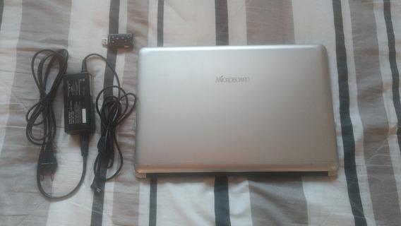 Notebook Microboard Iron I5xx 2.40ghz I5 6gb Ram 500gb Hd