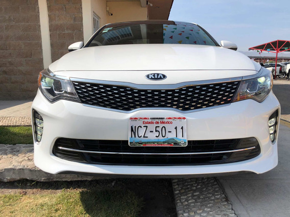 Kia Optima 2.0 L Turbo Gdi Sxl At 2018
