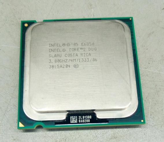 Processador 775 Intel Core 2 Duo E6850 3.00ghz