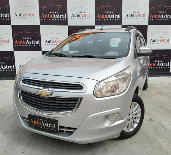 Chevrolet Spin Lt 5s 1.8 (aut) (flex) Flex Manual
