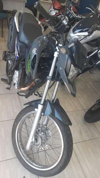 Xtz 150 Crosser Ed Flex 2015 Cinza Financio E Troco