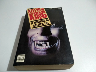 Libro Stephen King - El Misterio De Salems Lot -