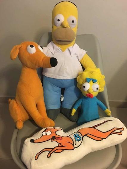 Personagens Simpsons Originais