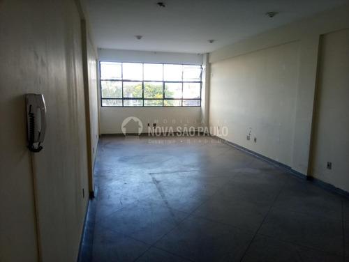 Sala Para Aluguel Em Centro - Sa000942