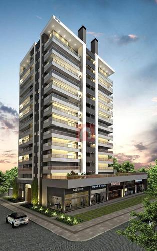 Apartamento Com 3 Dormitórios À Venda, 119 M² Por R$ 977.074,75 - Madureira - Caxias Do Sul/rs - Ap0275