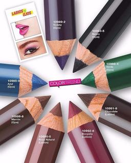 Delineador Lapiz Avon Color Trend - Labios / Ojos - Mendoza