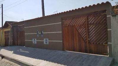 Casa Na Praia De Itanhaém Ficando Lado Serra Ref 5151