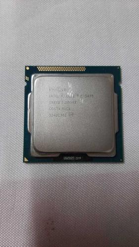 Processador Intel Core I5 3470
