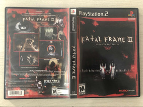 Fatal Frame 2 Original Ps2