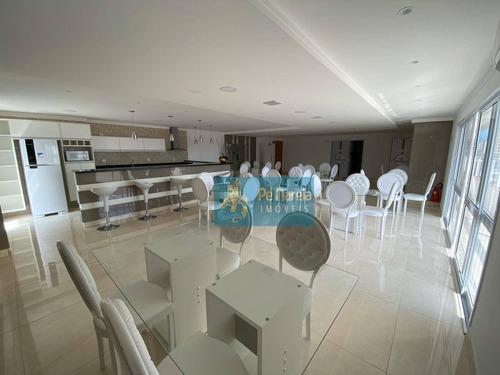 Imagem 1 de 30 de Apartamento De 2 Dormitórios, Com 1 Suite, Financiamento Direto, Na Guilhermina, Praia Grande - Ap0628